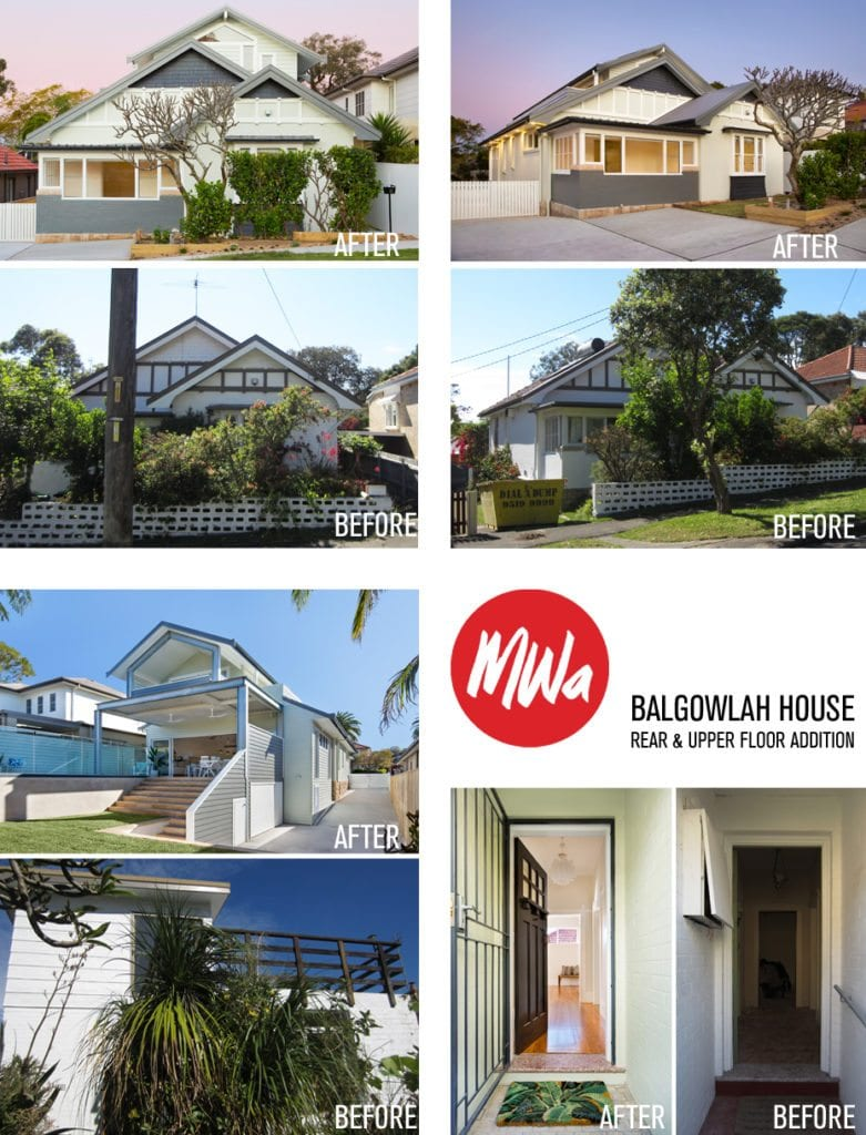 RESIDENTIAL ARCHITECTURE BALGOWLAH